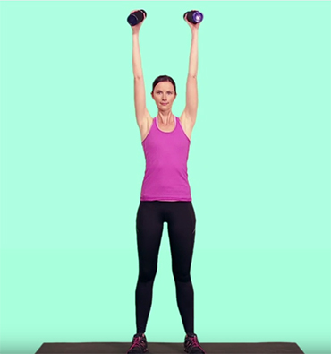 Qld Health – Exercise Gifs