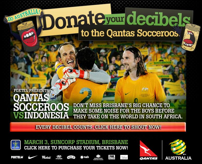 Decibels ad