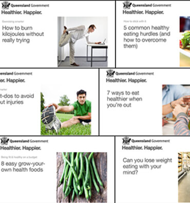 Qld Health Articles